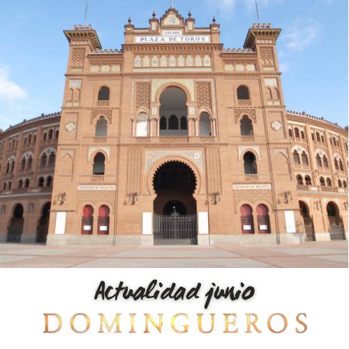 Domingueros - Actualidad junio