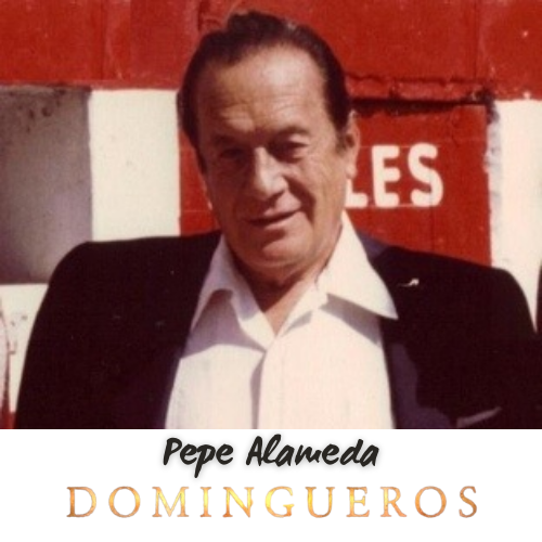 Domingueros - Pepe Alameda